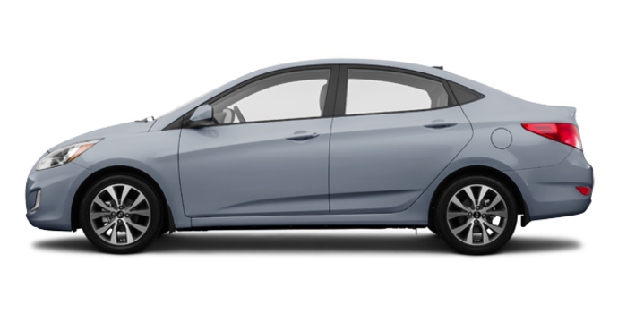 2017 Hyundai Accent Sedan SE | Photo 4 | Ironman Silver