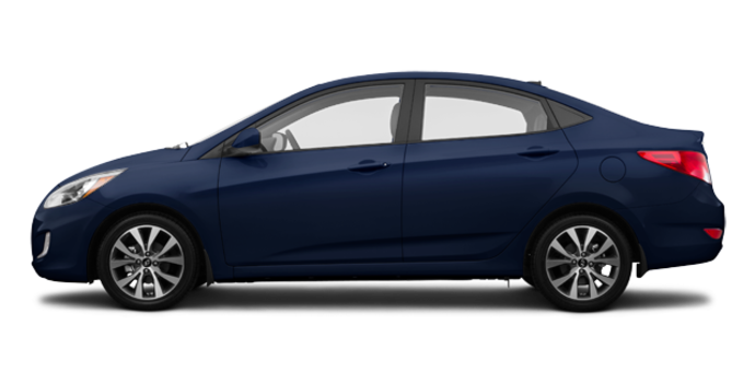 2017 Hyundai Accent Sedan SE | Photo 4 | Pacific Blue