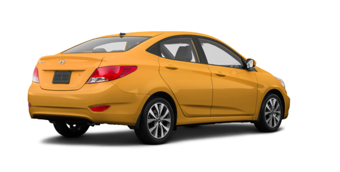 2017 Hyundai Accent Sedan SE | Photo 5 | Sunflower Yellow