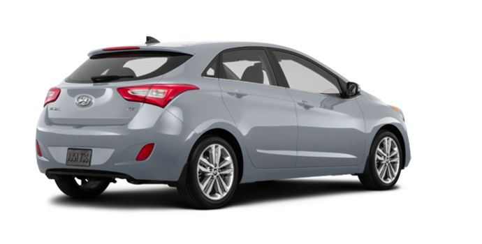 2017 Hyundai Elantra GT LIMITED | Photo 5 | Platinum Silver