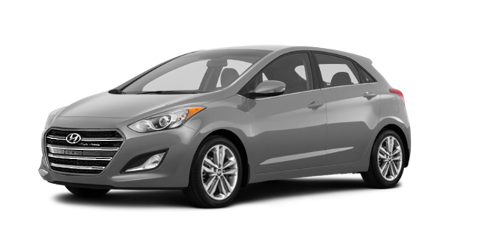 2017 Hyundai Elantra GT LIMITED | Photo 6 | Iron Gray