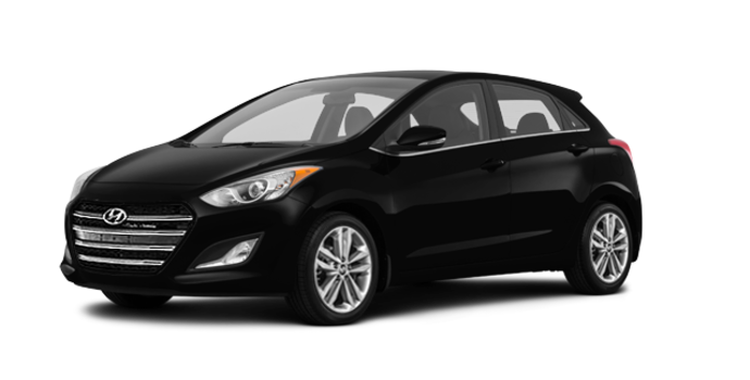 2017 Hyundai Elantra GT LIMITED | Photo 6 | Space Black