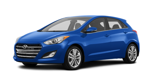 2017 Hyundai Elantra GT LIMITED | Photo 6 | Marina Blue