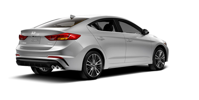 2017 Hyundai Elantra Sport TECH | Photo 5 | Platinum Silver