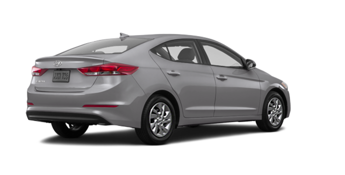 2017 Hyundai Elantra L | Photo 5 | Polished Metal