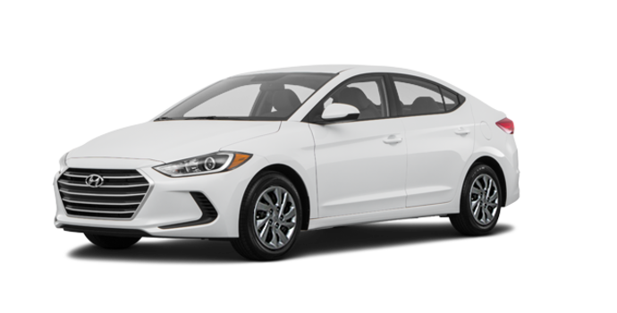 2017 Hyundai Elantra L | Photo 6 | Ice White