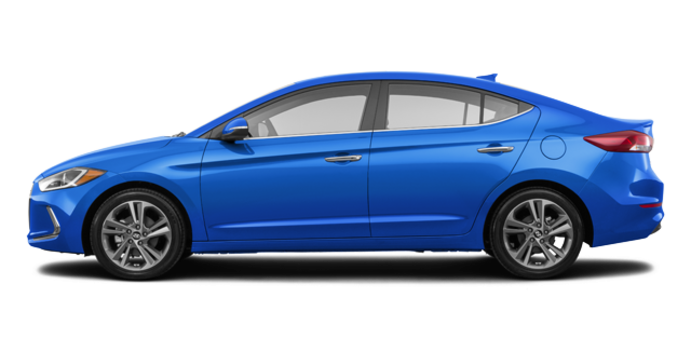 2017 Hyundai Elantra LIMITED SE | Photo 4 | Marina Blue