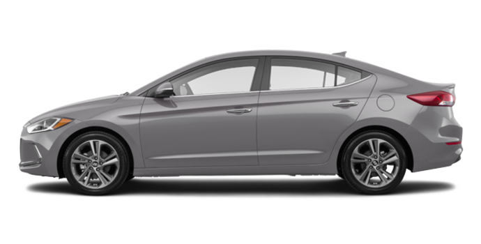 2017 Hyundai Elantra LIMITED SE | Photo 4 | Platinum Silver