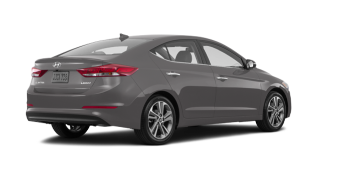 2017 Hyundai Elantra LIMITED SE | Photo 5 | Iron Gray
