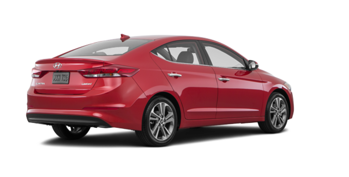 2017 Hyundai Elantra LIMITED SE | Photo 5 | Fiery Red