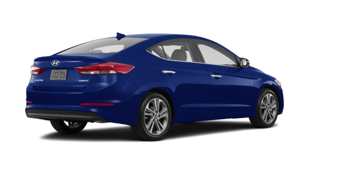 2017 Hyundai Elantra LIMITED SE | Photo 5 | Stargazing Blue