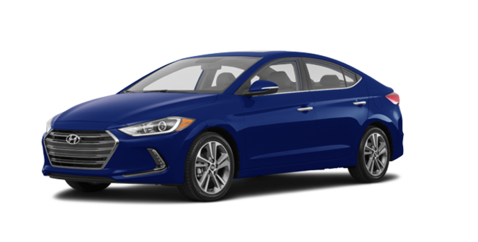 2017 Hyundai Elantra LIMITED SE | Photo 6 | Stargazing Blue