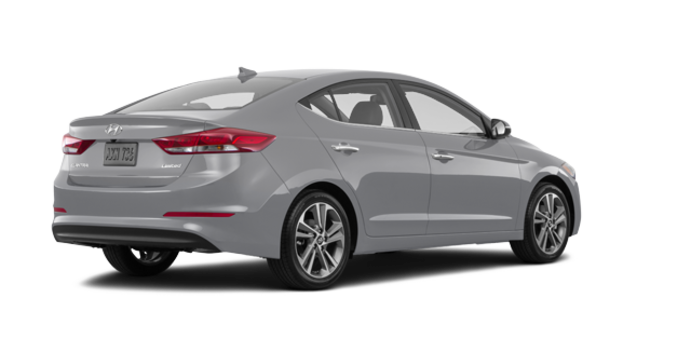 2017 Hyundai Elantra LIMITED | Photo 5 | Platinum Silver