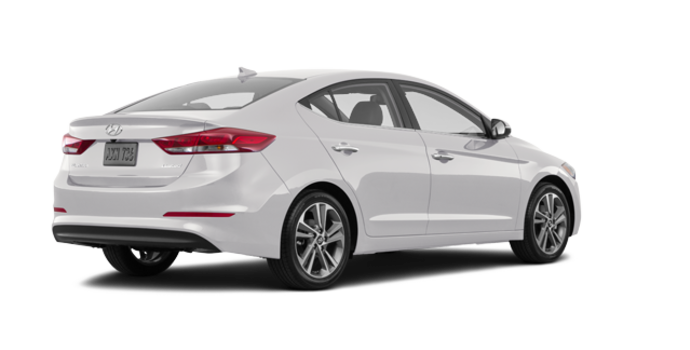 2017 Hyundai Elantra LIMITED | Photo 5 | Polar White