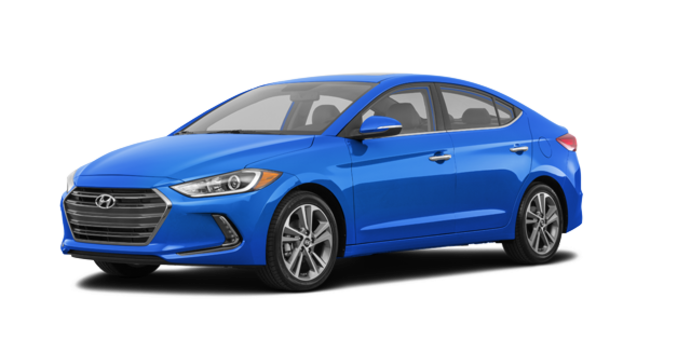 2017 Hyundai Elantra LIMITED | Photo 6 | Marina Blue