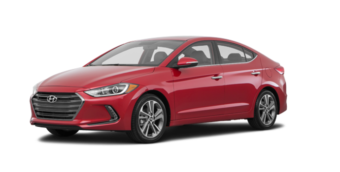 2017 Hyundai Elantra LIMITED | Photo 6 | Fiery Red
