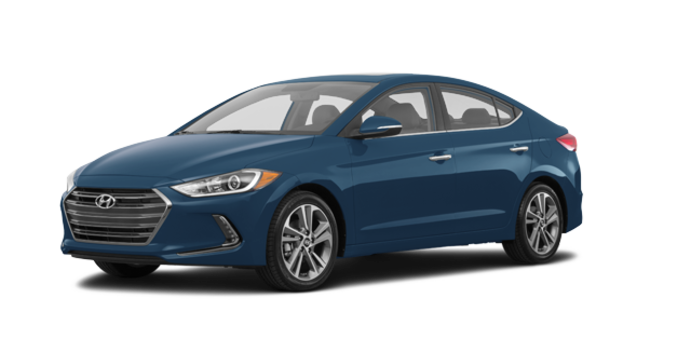 2017 Hyundai Elantra LIMITED | Photo 6 | Moonlight Blue