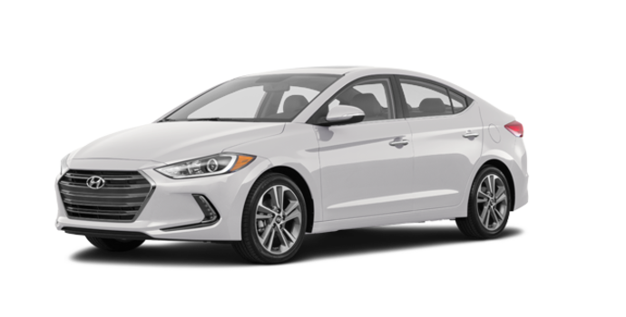 2017 Hyundai Elantra LIMITED | Photo 6 | Polar White