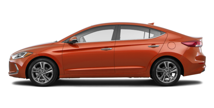 2017 Hyundai Elantra ULTIMATE | Photo 4 | Phoenix Orange