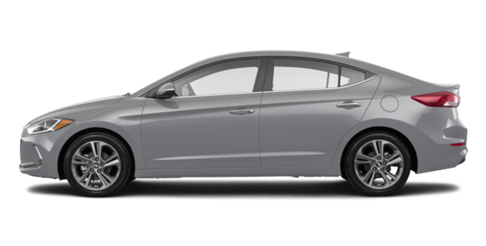 2017 Hyundai Elantra ULTIMATE | Photo 4 | Platinum Silver