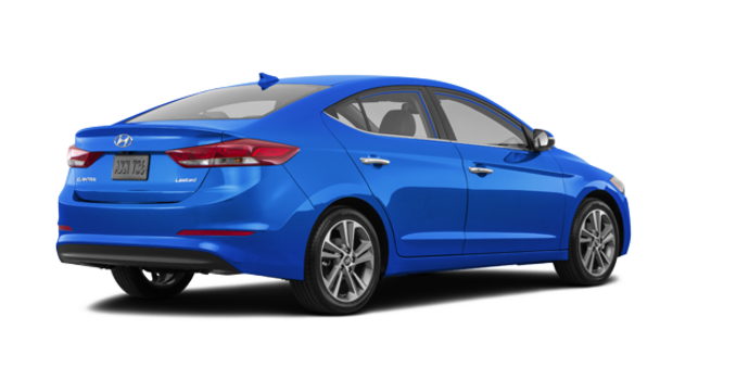 2017 Hyundai Elantra ULTIMATE | Photo 5 | Marina Blue