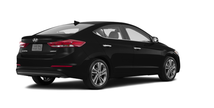 2017 Hyundai Elantra ULTIMATE | Photo 5 | Space Black