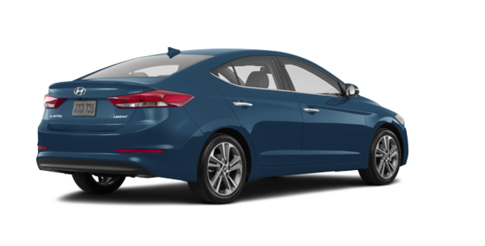 2017 Hyundai Elantra ULTIMATE | Photo 5 | Moonlight Blue