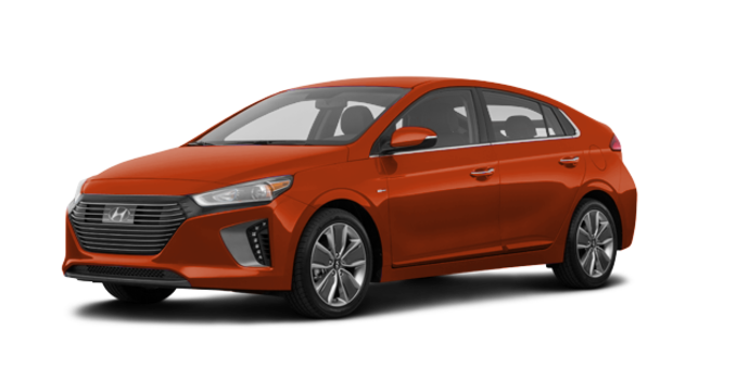 2017 Hyundai IONIQ LIMITED/TECH | Photo 6 | Phoenix Orange
