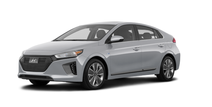 2017 Hyundai IONIQ LIMITED/TECH | Photo 6 | Platinum Silver