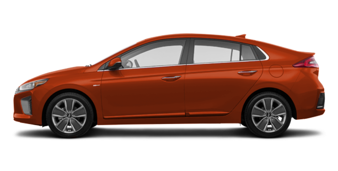 2017 Hyundai IONIQ LIMITED | Photo 4 | Phoenix Orange