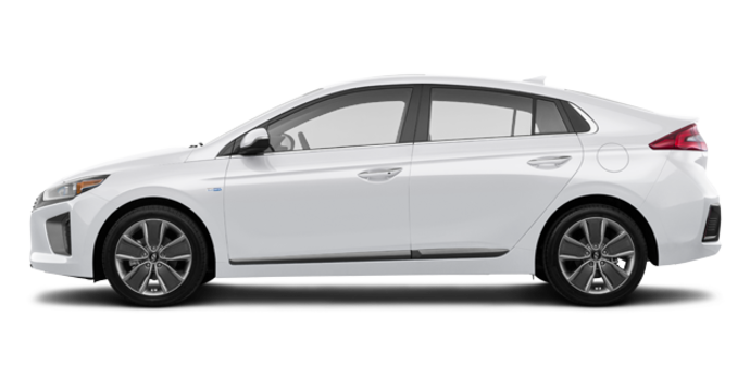 2017 Hyundai IONIQ LIMITED | Photo 4 | Polar White