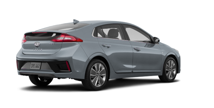 2017 Hyundai IONIQ LIMITED | Photo 5 | Iron Grey
