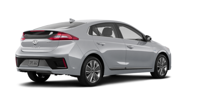 2017 Hyundai IONIQ LIMITED | Photo 5 | Platinum Silver