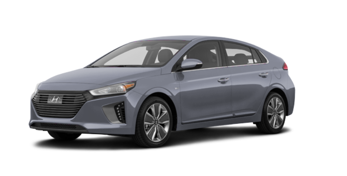 2017 Hyundai IONIQ LIMITED | Photo 6 | Aurora Silver