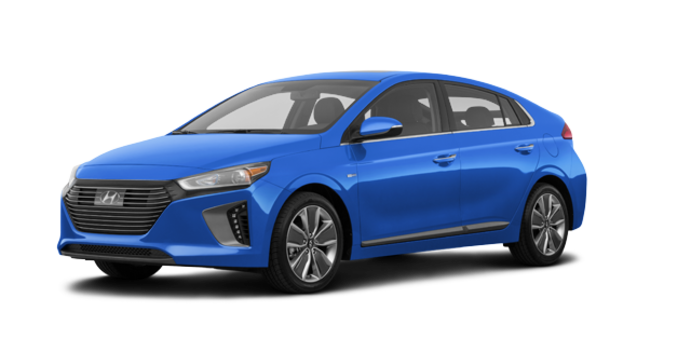 2017 Hyundai IONIQ LIMITED | Photo 6 | Marina Blue