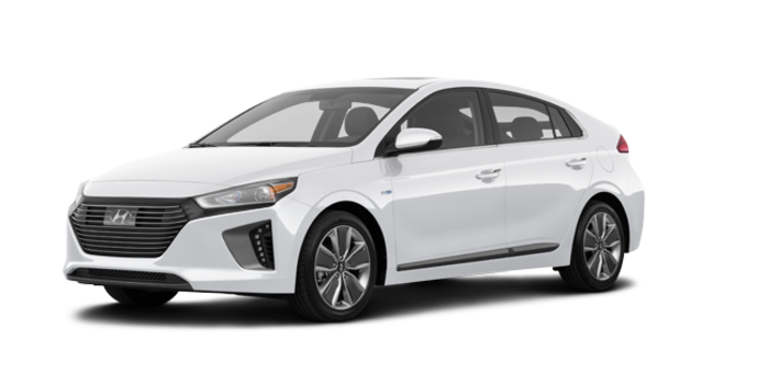 2017 Hyundai IONIQ LIMITED | Photo 6 | Polar White