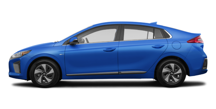 2017 Hyundai IONIQ SE | Photo 4 | Marina Blue