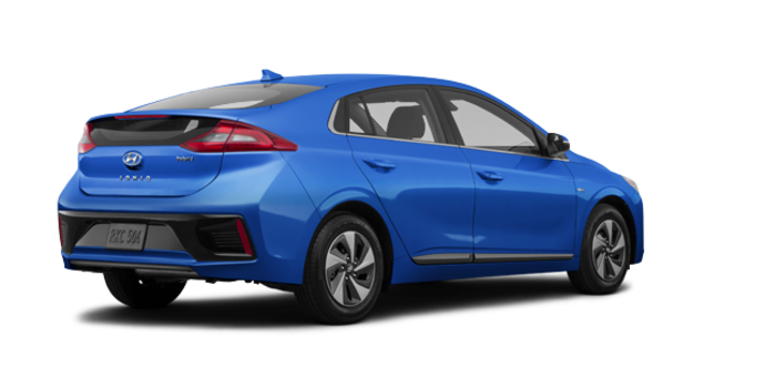 2017 Hyundai IONIQ SE | Photo 5 | Marina Blue