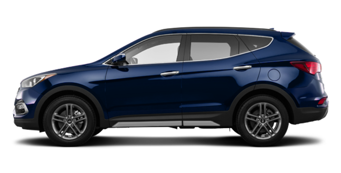 2017 Hyundai Santa Fe Sport 2.0T ULTIMATE | Photo 4 | Nightfall Blue