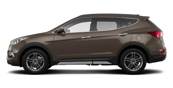 2017 Hyundai Santa Fe Sport 2.0T ULTIMATE | Photo 4 | Platinum Graphite