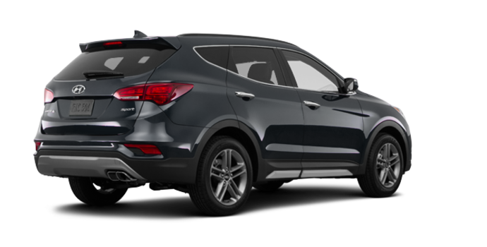 2017 Hyundai Santa Fe Sport 2.0T ULTIMATE | Photo 5 | Titanium Silver