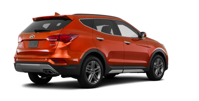 2017 Hyundai Santa Fe Sport 2.0T ULTIMATE | Photo 5 | Canyon Copper