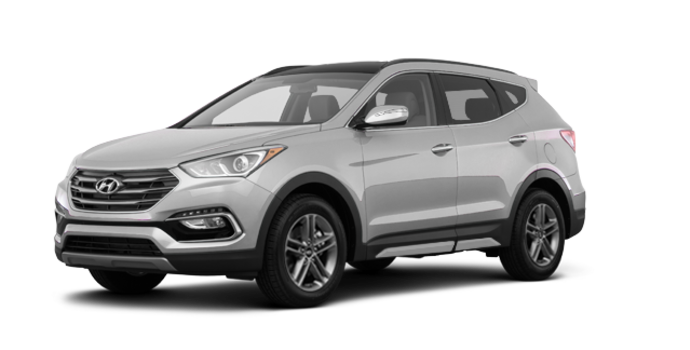 2017 Hyundai Santa Fe Sport 2.0T ULTIMATE | Photo 6 | Sparkling Silver