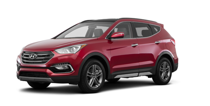 2017 Hyundai Santa Fe Sport 2.0T ULTIMATE | Photo 6 | Serrano Red