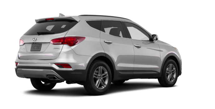 2017 Hyundai Santa Fe Sport 2.4 L LUXURY | Photo 5 | Sparkling Silver