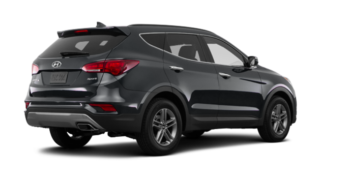 2017 Hyundai Santa Fe Sport 2.4 L LUXURY | Photo 5 | Titanium Silver