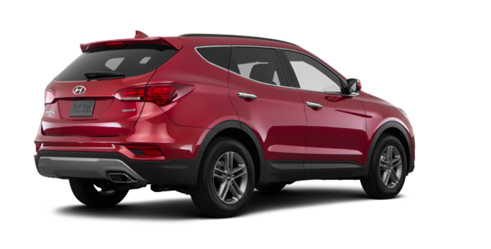 2017 Hyundai Santa Fe Sport 2.4 L LUXURY | Photo 5 | Serrano Red