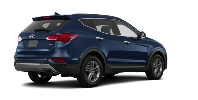 2017 Hyundai Santa Fe Sport 2.4 L LUXURY | Photo 5 | Marlin Blue