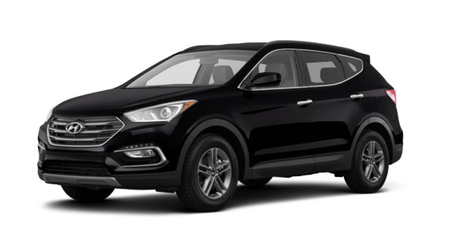 2017 Hyundai Santa Fe Sport 2.4 L | Photo 6 | Twilight Black