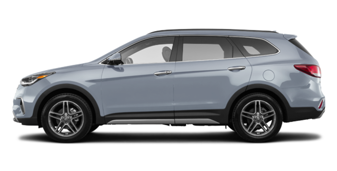 2017 Hyundai Santa Fe XL LIMITED | Photo 4 | Circuit Silver